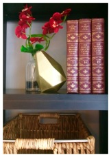 Shelf Styling...