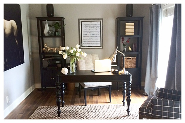 HOME OFFICE...After