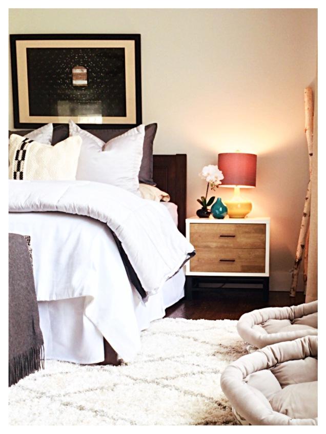 Master Bedroom including Pet Beds