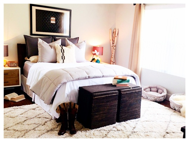 Master Suite with Natural Palette
