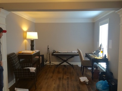 HOME OFFICE...Before