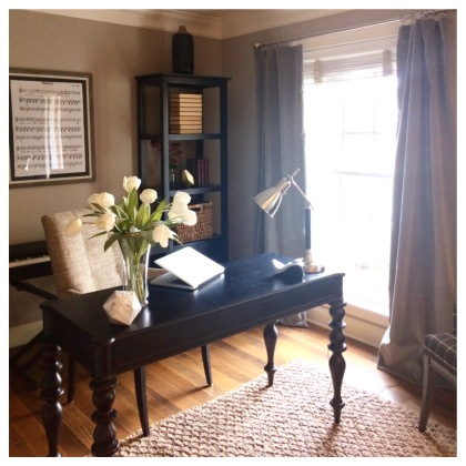 Window view...