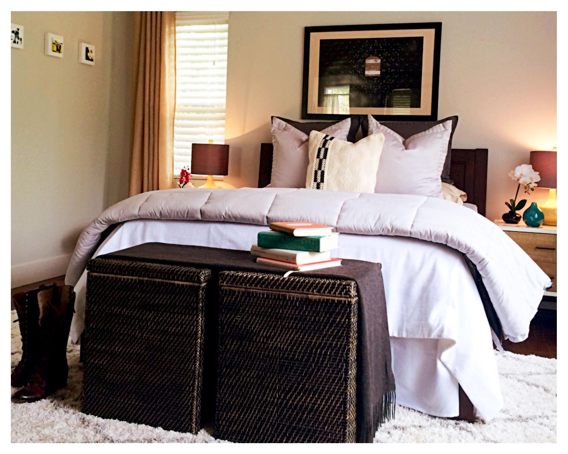 Organic Master Bedroom