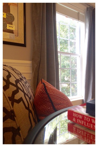 Pretty reading nook...