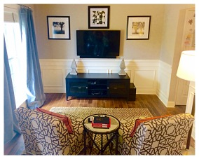 Contemporary and Clean...