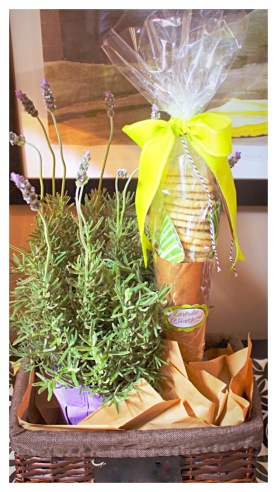 A Lavender Themed Gift