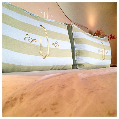 Beautiful Linen Details