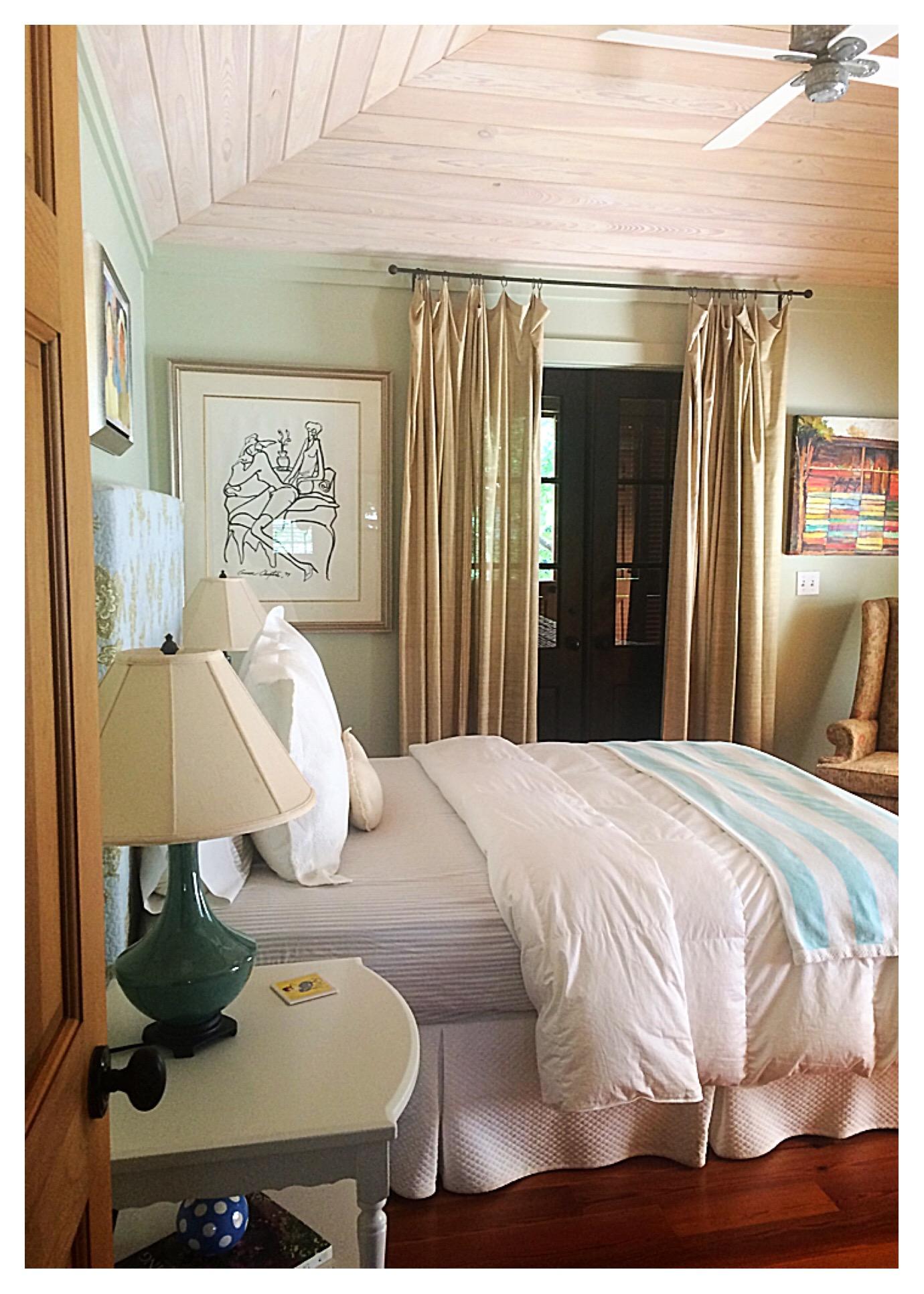 Coastal Cottage Bedroom