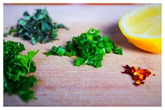 herbs-for-pea-relish