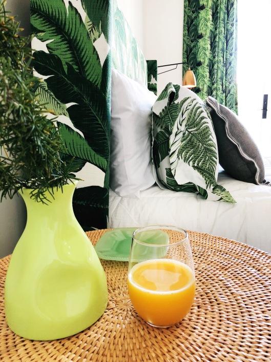 Tropical Guest Bedroom 1