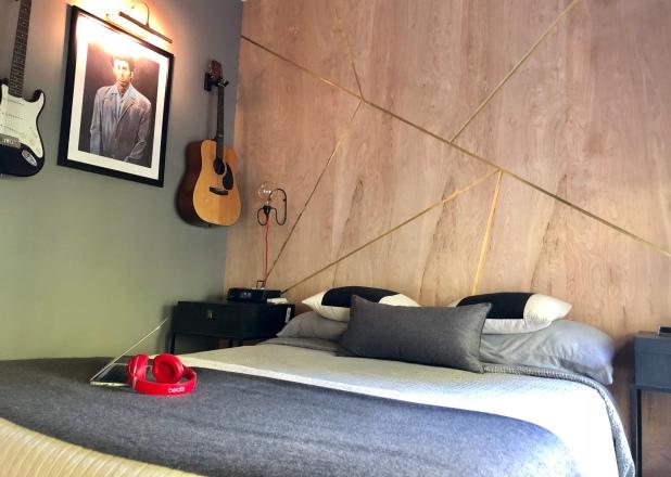 Scandinavian Minimalist Bedroom