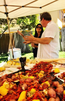 Crawfish Boil 101 with Todd