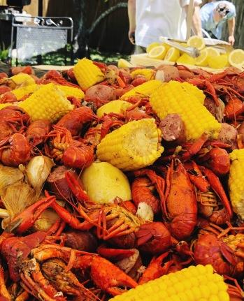 Crawfish Boil Perfection