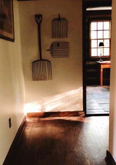 Westview Cabin Hallway